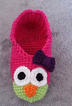 Baby Knitting Patterns For Kids Hello my dears, today there is finally the instruction for Puschen. Baby Knitting Patterns, Hand Knitting, Crochet Patterns, Crochet Owls, Free Crochet, Knit Crochet, Knitted Hats Kids, Knitted Bags, String Bag