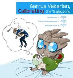 Tot Effect: Garrus Vakarian by koogee4.deviantart.com on @deviantART