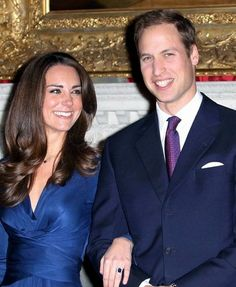 William e Kate d'Inghilterra