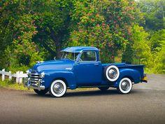 1950 Chevrolet 3100 Pickup Truck.