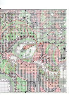 Point de croix: ❤️*❤️ Gallery.ru / Photo # 3 - Snowman - 633-10-66
