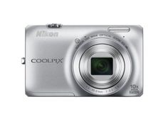 Amazon.com: Nikon COOLPIX S6300 16 MP Digital Camera with 10x Zoom NIKKOR Glass Lens and Full HD 1080p Video (Red): NIKON: Electronics