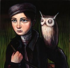 'Night Courier' by Kelly Vivanco