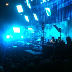 Radiohead at the American Airlines Center - March 5, 2012
