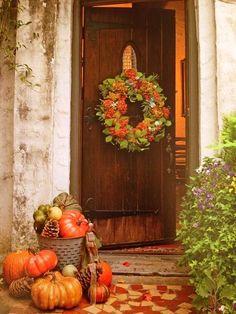 Ѽ Beautiful Fall Welcome!