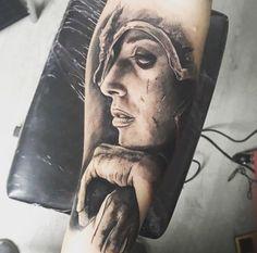 Atenea tattoo