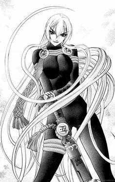 Kurohime (manga/anime series)