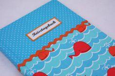 Reisetagebuch WAL von Sweet Homemade Things by christina prinz auf DaWanda.com