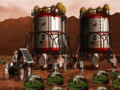 Will We One Day Be Growing Crops On Mars? -  [Click on Image Or Source on Top to See Full News]