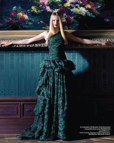 World of Glamour World of Glamour High Fashion featured fashion Evening Gowns