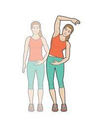 stretching schiena 8
