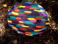 Bemalte+Steine   Eingestellt von Uschi Sommerfeld (Gehrmann) um 07:03