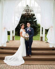 Wedding Story, Indiana Wedding at Mustard Seed Garden   WeddingDay Magazine  www.dimensions-photography.com
