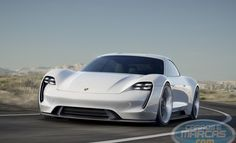 A Porsche apresenta o Mission E Concept Car | Site Carros e Marcas