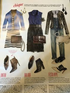 People Style Watch, Jeans, Overalls, Outfit Ideas, Game, Night, Boots, Outfits, Fashion