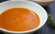 Tomaten-Orangensuppe
