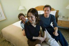 Hugh Grant, Renée Zellweger and COLIN FIRTH #helenfielding