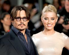 Amber Heard, Johnny Depp Engaged! - Us Weekly