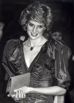 1986-05-02 Diana at the World Festival Of Arts Opera Performance, Orpheum Theatre, Vancouver, British Columbia