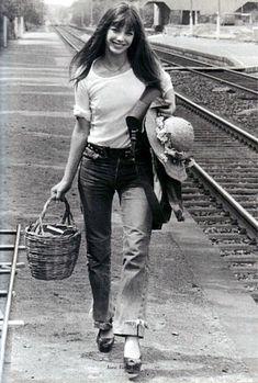 Jane Birkin …