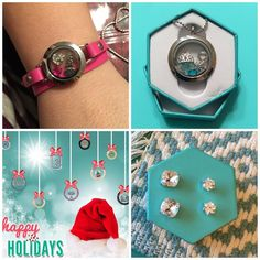 Examples of beautiful gifts to give this holiday season!