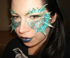 Fish Glam Look