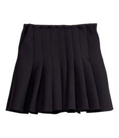 H&M Scuba Skirt $39.95