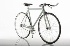 Fixed gear (fixie) single speed fiets bouwen - Leefjewel Fixed Gear Bikes, Fixed Bike, Bike Frame, Bike Parts, My Ride, Cool Bikes, Gears, Bicycles, Retro Bikes