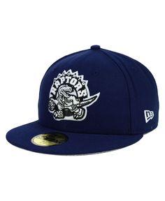 New Era Toronto Raptors Back To Basic 59FIFTY Cap