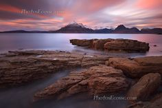 Elgol, Sunset in January LE #2