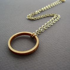 Loop Necklace | BRIKA - A Well-Crafted Life