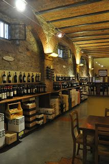 Le Cantine, Greve in Chianti, Italy