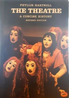 The Theatre: A Concise History by Phyllis Hartnoll excellent used cond paperback 9780500200735 The Sunday Times, Paperback Books, Will Smith, Theatre, Faith, History, Movie Posters, Ebay, Historia