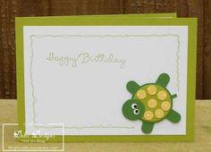 little turtle punch art
