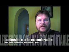 "Video: Leadership can be uncomfortable from ""A Year of Leadership"" #career #video http://welchwrite.com/career/2014/06/04/video-leadership-can-be-uncomfortable-from-a-year-of-leadership/#sthash.b6z8cKS6.dpuf"