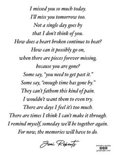 Love My Mom Quotes, Dad In Heaven Quotes, In Loving Memory Quotes, I Miss My Mom, I Love Mom, Goodbye Poem, Widow Quotes, Meaningful Quotes, Inspirational Quotes