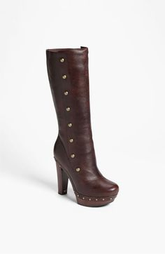 UGG® Australia 'Cosima Tall' Boot (chocolate) (Women) | Nordstrom
