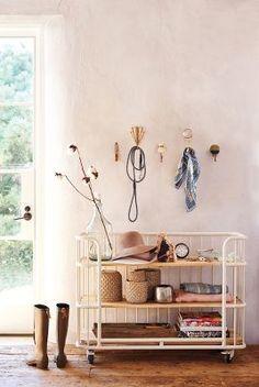 Shop Unique Bookshelves & Bar Carts | Anthropologie