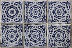 Azulejo Português / Portuguese Tiles, São Luís, Maranhão
