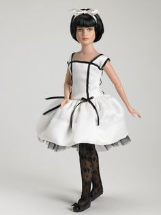 Black & White Party   Tonner Doll Company