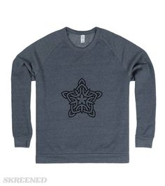Dope Long Sleeve Sweatshirt Here's a simply, navy blue college-style sweatshirt with the word 'DOPE' scrawled across the front. Printed on Skreened Sweatshirt Knitting Humor, Sneaks Up, College Fashion, College Style, Sorority Life, Future Fashion, Graphic Sweatshirt, T Shirt, Hoodies
