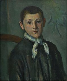 Paul Cézanne – Louis Guillaume, c.1882 | National Gallery of Art, Washington