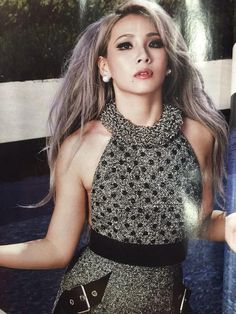 More pictures of the queen CL unnie for Instyle magazine