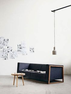 Es tendencia en decoración: muebles geométricos #tendencias #decoracion #sofas