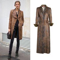 Las levitas y abrigos de piel son el must de esta temporada. Ven a probártelos a Tba en Lagasca, 61 Madrid.