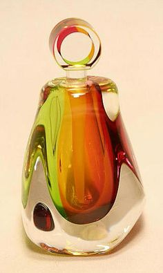 Paul Harrie River Series Perfume Bottle Autumn