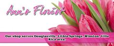 Ann's Florist : Florist Douglasville, Flower Delivery Douglasville GA