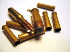 From Hollow-Points to Spitzers: A Quick Guide to Bullet Types | The Writer's Guide to Weapons
