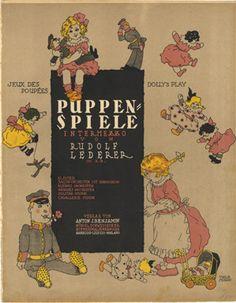 Music Clip Art 1913