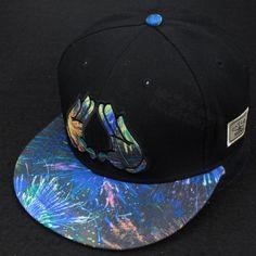Encontrar Más Gorras de béisbol Información acerca de 2015 nuevas manos  marca colorido snapback caps para 8209bbc1346
